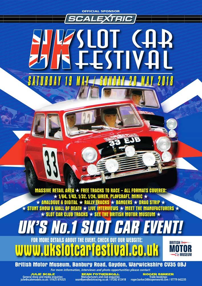 UK Slot Car Festival