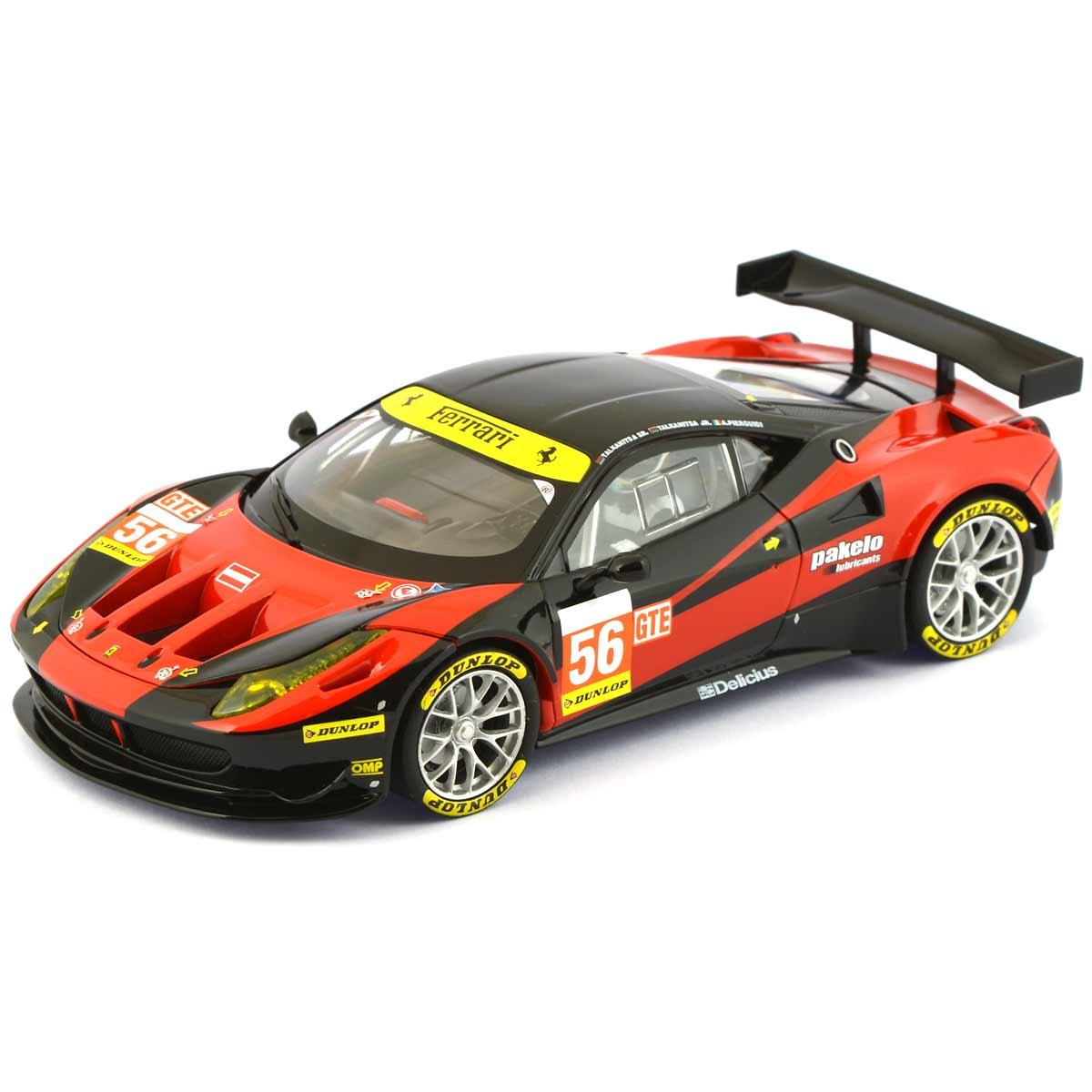 Gt Racing 2 The Real Car: Carrera Ferrari 458 Italia GT2 No.56 AT Racing (27511