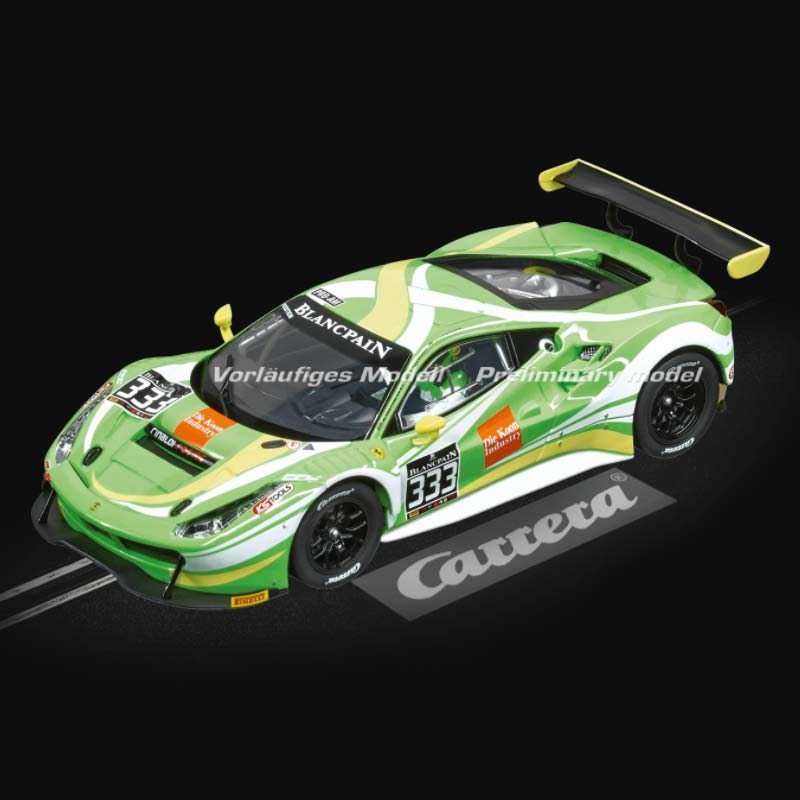 carrera ferrari 488 gt3 rinaldi racing 27579. Black Bedroom Furniture Sets. Home Design Ideas