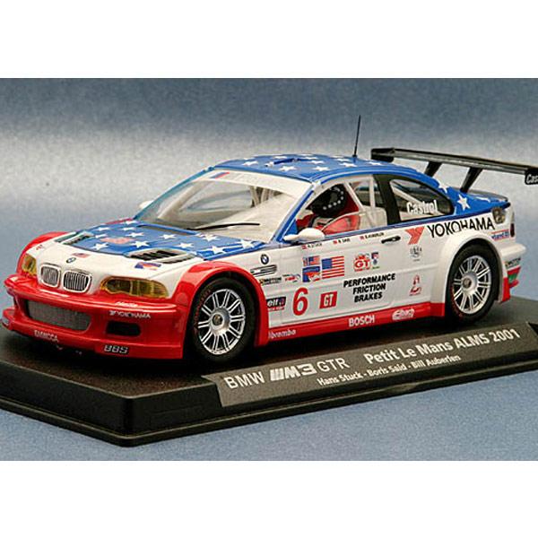 Bmw M3 Gtr: Fly BMW M3 GTR Petit Le Mans ALMS 2001 (A283-88049