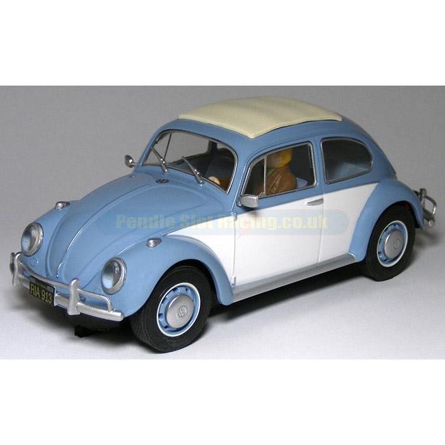 Vw Beetle Body Parts Uk: Scalextric Volkswagen Beetle 1963