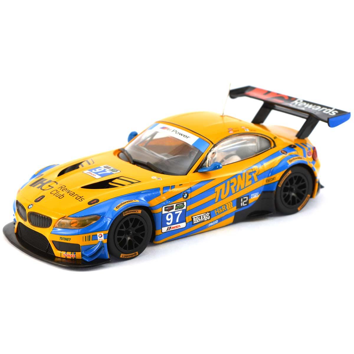 Bmw Z4 Gt3: Scalextric BMW Z4 GT3 No.97 Daytona 24hr 2015 (C3720