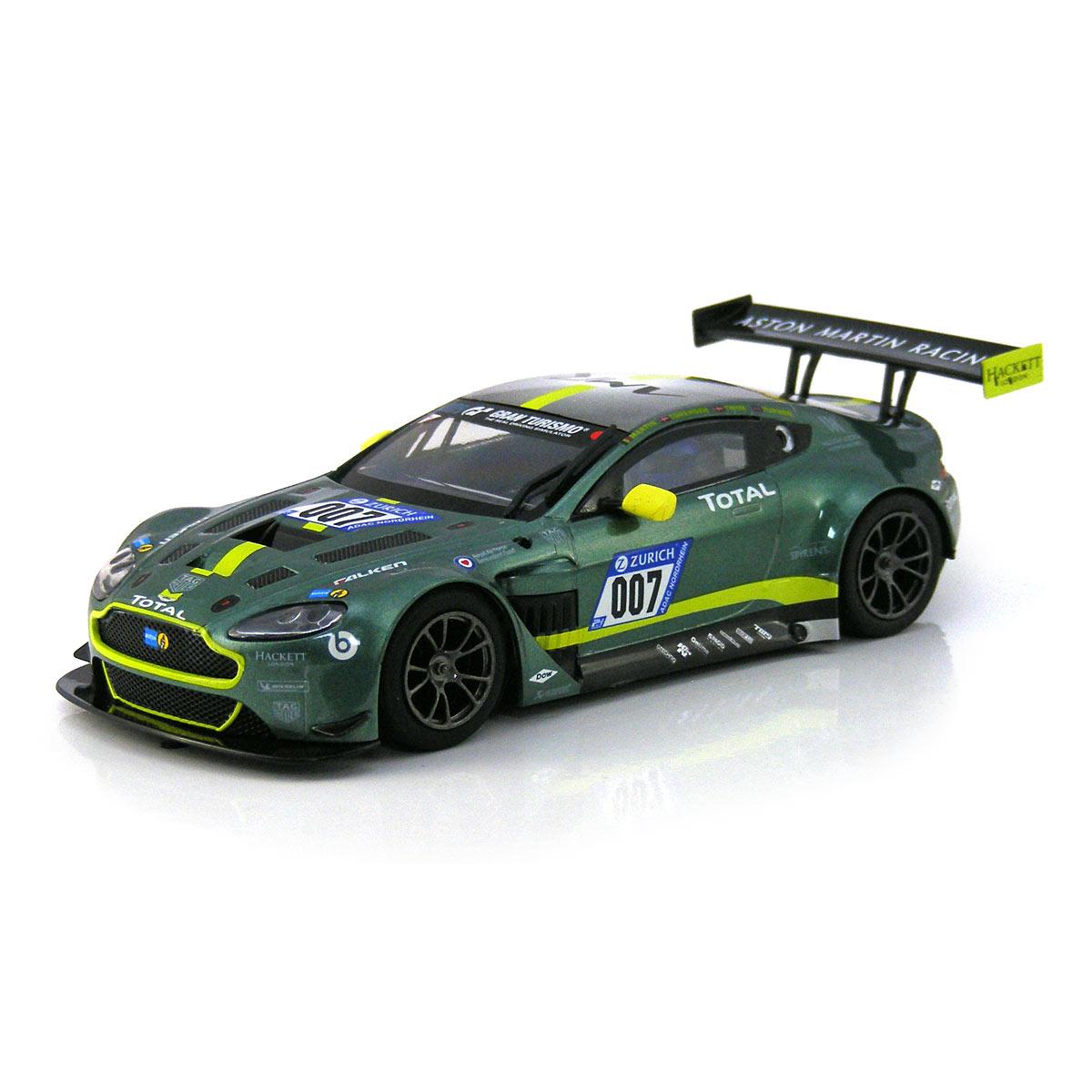 Scalextric Aston Martin GT3 Nurburgring 24hrs 2018 (C4036
