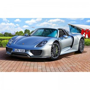 Revell Porsche 918 Spyder Model Kit 1/24