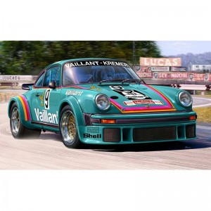 Revell Porsche 934 RSR Vaillant Model Kit 1/24