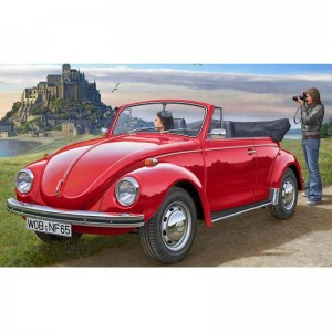 Revell VW Kafer 1500 Cabriolet Model Kit 1/24