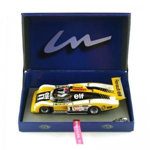 Le Mans Miniatures Renault Alpine A443 No.1 Le Mans 1978