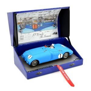 Le Mans Miniatures Bugatti Tank 57C Le Mans 1939 Winner