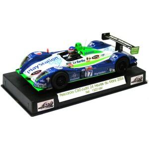 Le Mans Miniatures Pescarolo C60-Judd No.17 Le Mans 2006 132017M