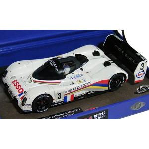 Le Mans Miniatures Peugeot 905 No.3 Le Mans 1993 132041-3M