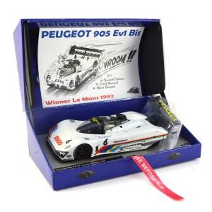 Le Mans Miniatures Peugeot 905 No.6 Le Mans 1991