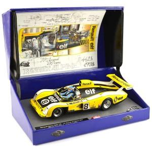 Le Mans Miniatures Renault Alpine A442 No.8 Le Mans 1977
