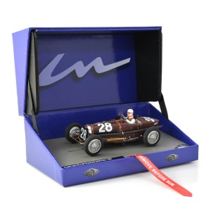 Le Mans Miniatures Bugatti Type 59 Red Monaco GP 1934