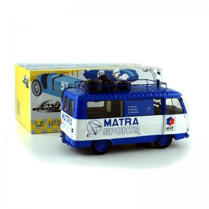 Le Mans Miniatures Peugeot J7 Team Matra Sports 1968-69