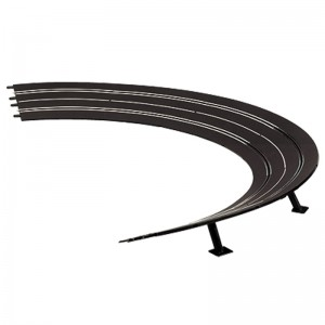 Carrera High Banked Curve Radius 4/15 x12 20579