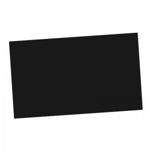 "Javis Plastic Building Card Black 20/000"" 0.50mm"