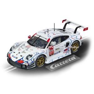 Carrera Digital 124 Porsche 911 RSR No.911 Mobil 1