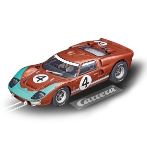 Carrera Digital 124 Ford GT40 MkII 1966 No.4