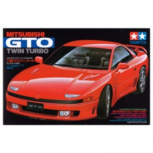 Tamiya Mitsubishi GTO Twin Turbo Kit