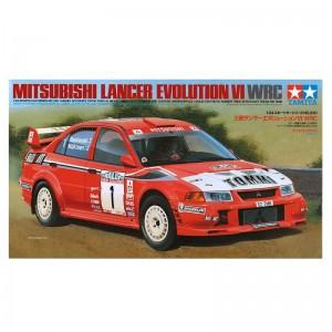 Tamiya Mitsubishi Lancer Evolution VI WRC Kit