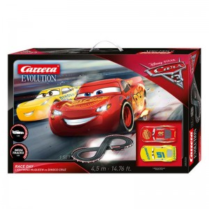 Carrera Disney Pixar Cars - Race Day Set