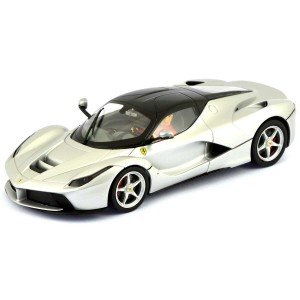 Carrera Digital 132 LaFerrari Matt Aluminium