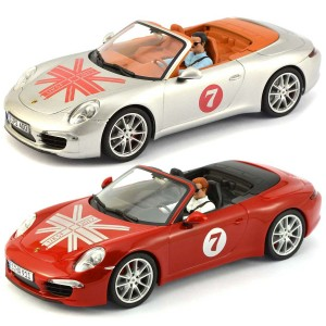 Carrera Porsche 911 UK Slot Car Festival 2017