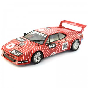 Carrera BMW M1 Procar BASF No.80 1980