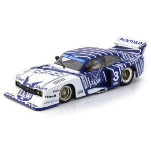 Carrera Ford Capri Zakspeed Turbo D&W No.3