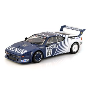 Carrera BMW M1 Procar No.81 Denim 1980