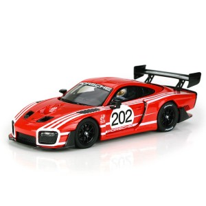 Carrera Digital 132 Porsche 935/19 GT2 No.202 Red
