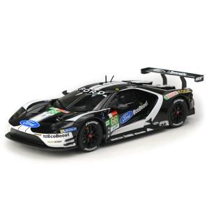 Carrera Ford GT Race Car No.66 Black