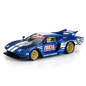 Carrera De Tomaso Pantera No.32 Blue