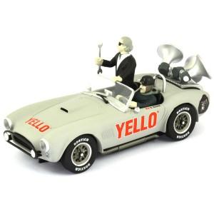 Carrera Digital Shelby Cobra 289 Yello