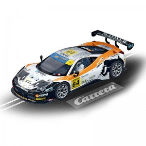 Carrera Digital 132 Ferrari 488 GT3 Black Bull Racing No.46