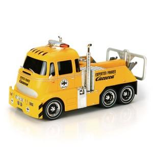 Carrera Digital 132 Tow Truck Wrecker Yellow