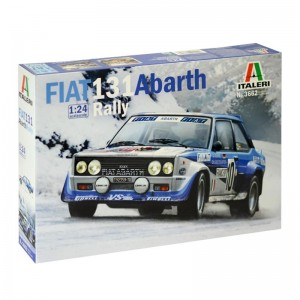 Italeri Fiat 131 Abarth Rally Kit