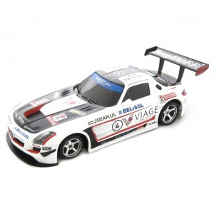 Ninco Mercedes SLS GT3 No.4 Viage Lightning 50578