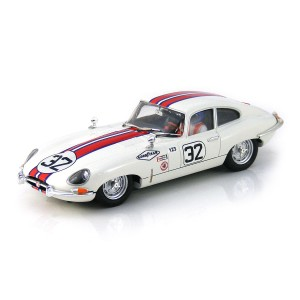 Ninco Jaguar E-Type Coupe No.32 Sebring