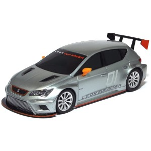 Ninco Seat Leon Cup Racer 1 Silver