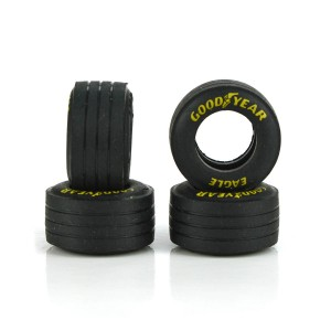 Ninco F1 Front Tyres 20.5x11