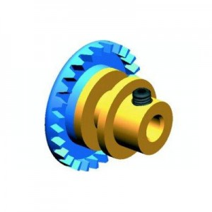 Ninco 26t Inline Gear 2.5mm 80218
