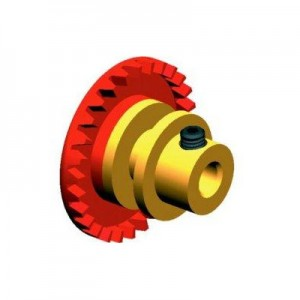 Ninco 28t Inline Gear 2.5mm 80220