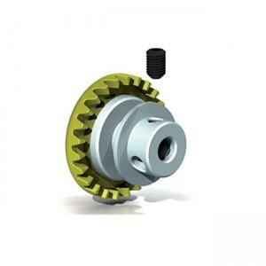 Ninco 24t Inline ProRace Evo STD Gear 2.5mm