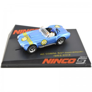 Ninco AC Cobra 50th Anniversary NSCC