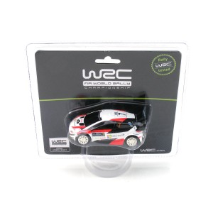 WRC Toyota Yaris No.7