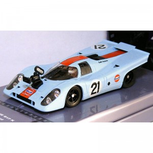 Fly Porsche 917K The Making Of Le Mans 1970