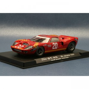 Fly Ford GT40 No.20 6h Jarama 1969 A181-88046