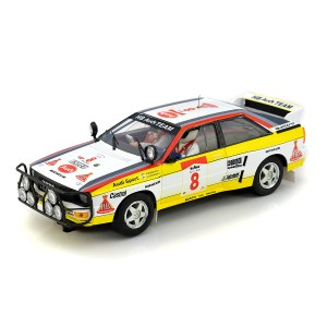 Fly Audi Quattro A2 No.8 Safari Rally 1984