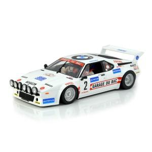 Fly BMW M1 No.2 Rally Du Var 1981